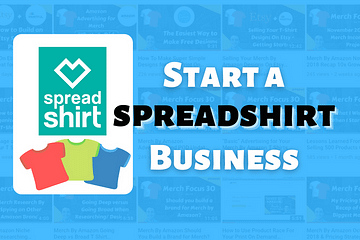 Start a Spreadshirt Business