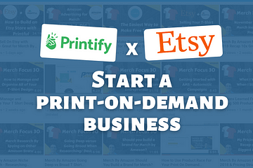 Start a Print On Demand Business Today