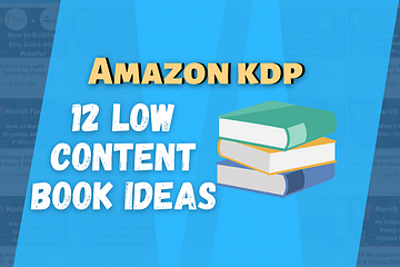 Amazon KDP Book Ideas