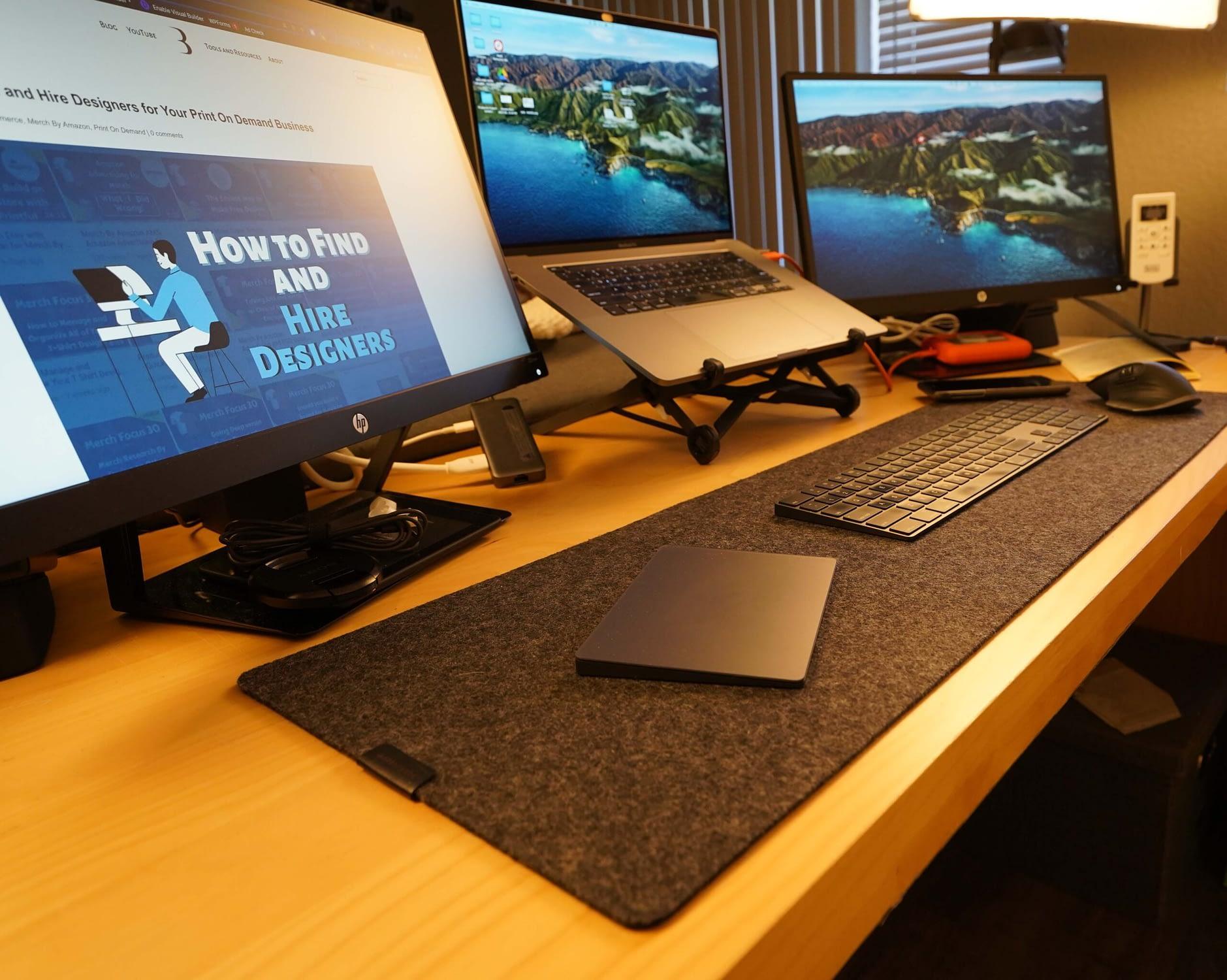2021 Home Office Setup